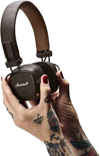 Marshall Major III Bluetooth Wireless On-Ear Headphones