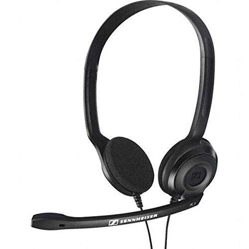 Sennheiser PC 3 Chat On-Ear Headphone with Mic