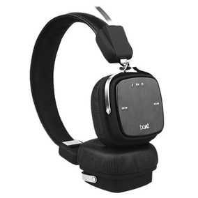 boAt Rockerz 610 Wireless Bluetooth with Mic Headphone (On-Ear)