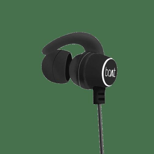 boAt Rockerz 255R Wireless Bluetooth with Mic Headset (Waterproof, In-Ear)
