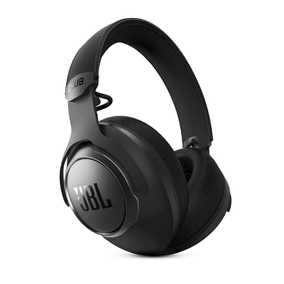 JBL JBLCLUBONEBLK CLUB One Wired & Wireless (Combo) Bluetooth with Mic Adaptive Noise Cancellation Headphones (Over-Ear)
