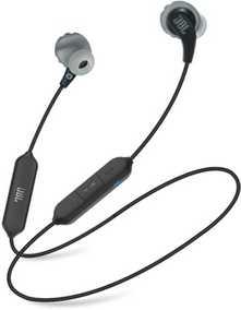 JBL JBLENDURRUNBTRED Endurance RUNBT Wireless Bluetooth with Mic Sweat Proof Sport Headset (in-Ear)