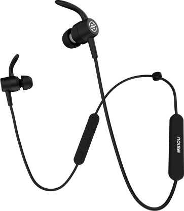 Noise Tune Sport Wireless Bluetooth with Mic Water Resistant & Sweat Proof Headset (in-Ear)