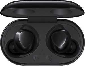 Samsung SM-R175NZKAINU Galaxy Buds Plus True Wireless Bluetooth with Mic Sweat Proof Sport Earbuds (in-Ear) with Wireless Charger