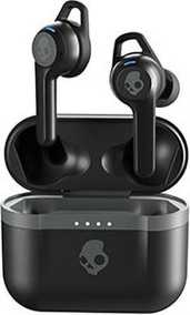Skullcandy S2IVW-N740 Indy Evo True Wireless Bluetooth with Mic Sweat-Dust and Water Resistant Earbuds (in-Ear)