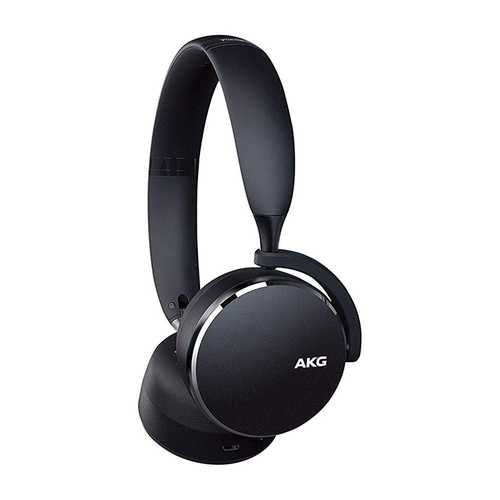 AKG GP-Y500HAHHCAD Y500 Wired & Wireless (Combo) Bluetooth with Mic Ambient Noise Reduction Headphones (On-Ear)