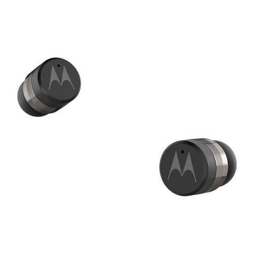 Motorola SH032B VerveBuds 300 Compact True Wireless Bluetooth with Mic Splash and Water Proof Earbuds (in-Ear)