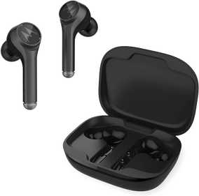 Motorola VerveBuds 800 True Wireless Bluetooth with Mic Sweat and Water Resistant Earbuds (in-Ear)