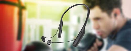 Motorola VerveRap 200 Wireless Bluetooth with Mic Sweat Proof Sport Headset (in-Ear)