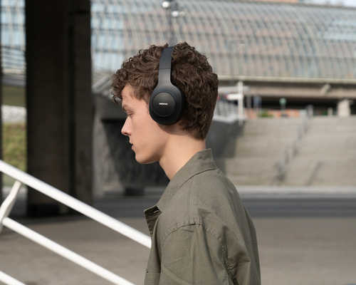 Nokia E1200 Essential Wired & Wireless (Combo) Bluetooth with Mic Dust Resistant Headphones (Over-Ear)