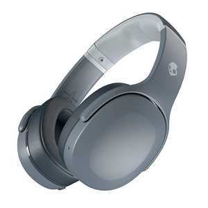 Skullcandy S6EVW-N744 Crusher Evo Foldable Wired & Wireless (Combo) Bluetooth with Mic Sport Headphones (Over-Ear)