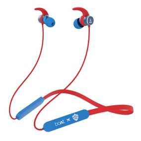 Boat Rockerz 255 DC Wireless Bluetooth with Mic Sweat Resistant Sport Headset (in-Ear)