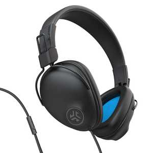 JLab Audio HASTUDIOPRORBLK4 Studio Pro Tangle Free Cable Wired with Mic Headphones (Over-Ear)