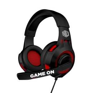 Nu Republic Dread EVO Wired with Mic Noise Cancellation Gaming Headphones (Over-Ear)