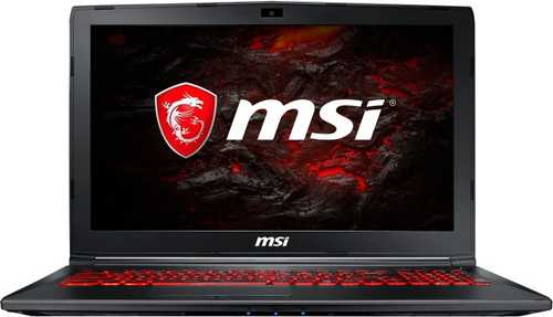 MSI GL62M 7RDX-2680IN (15.6 inch (39 cm), Intel 7th Gen Core i7-7700HQ, 8 GB DDR4 RAM, 1 TB HDD, 4 GB Graphics, Windows 10 Home) Gaming Laptop