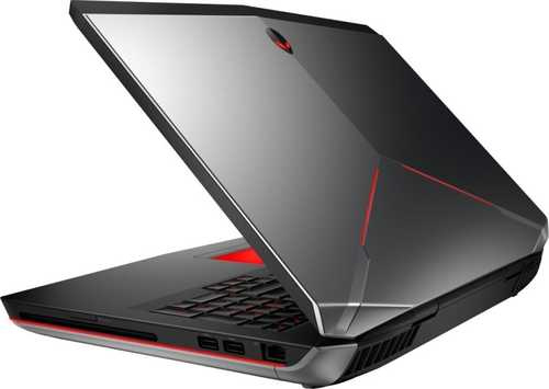 Dell Alienware 17 (A569972SIN9) (17.3 inch (43 cm), Intel 7th Gen Core i7-7700HQ, 16 GB DDR4 RAM, 1 TB HDD + 512 GB SSD, 8 GB Graphics, Windows 10 Home) Gaming Laptop