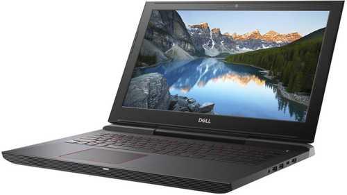 Dell Inspiron 7577 (A568502WIN9) (15.6 inch (39 cm), Intel 7th Gen Core i7-7700HQ, 16 GB DDR4 RAM, 1 TB HDD + 256 GB SSD, 6 GB Graphics, Windows 10 Home) Gaming Laptop
