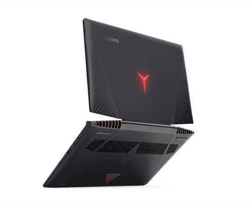 Lenovo Legion Y720 80VR00ESIN (15.6 inch (39 cm), Intel 7th Gen Core i7-7700HQ, 16 GB DDR4 RAM, 2 TB HDD + 256 GB SSD, 6 GB Graphics, Windows 10 Home) Gaming Laptop