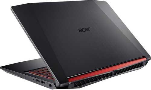 Acer Nitro 5 AN515-51 (NH.Q2RSI.002) (15.6 inch (39 cm), Intel 7th Gen Core i7-7700HQ, 16 GB DDR4 RAM, 1 TB HDD + 128 GB SSD, 4 GB Graphics, Windows 10 Home) Gaming Laptop