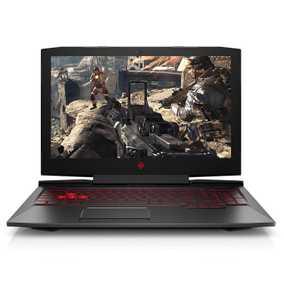 HP OMEN 15-CE072TX (2GD82PA) (15.6 inch (39 cm), Intel 7th Gen Core i7-7700HQ, 16 GB DDR4 RAM, 1 TB HDD + 128 GB SSD, 4 GB Graphics, Windows 10 Home) Gaming Laptop
