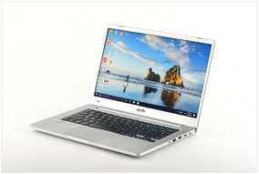 AGB Orion ZQ-0812 (14 inch (35 cm), Intel 7th Gen Core i7-7500U, 8 GB DDR4 RAM, 1 TB HDD + 256 GB, Windows 10 Home) Gaming Laptop