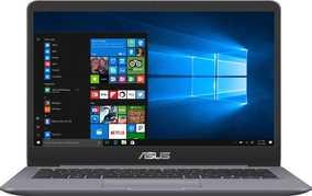 Asus VivoBook S14 S410UA-EB266T (14 inch (35 cm), Intel 7th Gen Core i3-7100U, 8 GB DDR4 RAM, 1 TB HDD + 128 GB SSD, Windows 10 Home) Laptop