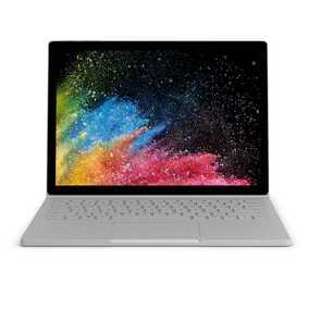Microsoft Surface Book 2 HMW-00001 (13.5 inch (34 cm), Intel 7th Gen Core i5-7300U, 8 GB DDR4 RAM, 256 GB SSD, Windows 10 Pro) Touchscreen Laptop
