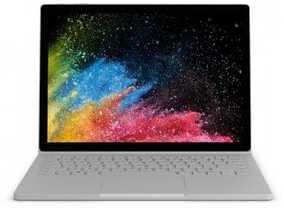 Microsoft Surface Book 2 HNL-00001 (13.5 inch (34 cm), Intel 8th Gen Core i7-8650U, 16 GB DDR3 RAM, 512 GB SSD, 2 GB Graphics, Windows 10 Pro) Touchscreen Laptop