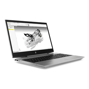 HP Zbook 15V G5 Mobile WorkStation (4SR00PA) (15.6 inch (39 cm), Intel 8th Gen Core i7-8750H, 16 GB DDR4 RAM, 1 TB HDD + 256 GB SSD, 4 GB Graphics, Windows 10 Pro) Laptop