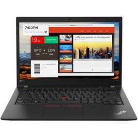 Lenovo ThinkPad T480S 20L8S98300 (14 inch (35 cm), Intel 8th Gen Core i5-8250U, 16 GB DDR4 RAM, 512 GB SSD, 2 GB Graphics, Windows 10 Pro) Laptop