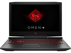 HP OMEN 17-AN136TX (4RJ61PA) (17.3 inch (43 cm), Intel 8th Gen Core i7-8750H, 16 GB DDR4 RAM, 1 TB HDD + 256 GB SSD, 8 GB Graphics, Windows 10 Home) Gaming Laptop