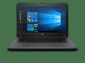 HP 240 G6 (4QA86PA) (14 inch (35 cm), Intel 7th Gen Core i3-7020U, 4 GB DDR4 RAM, 1 TB HDD, Windows 10 Pro) Laptop