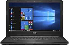 Dell Inspiron 3567 (B566109HIN9) (15.6 inch (39 cm), Intel 7th Gen Core i3-7020U, 4 GB DDR4 RAM, 1 TB HDD, Windows 10 Home) Laptop