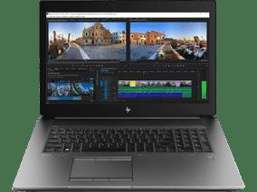 HP ZBook 17 G5 Mobile WorkStation (5UL52PA) (17.3 inch (43 cm), Intel 8th Gen Core i7-8750H, 16 GB DDR4 RAM, 1 TB HDD + 512 GB SSD, 4 GB Graphics, Windows 10 Pro) Laptop