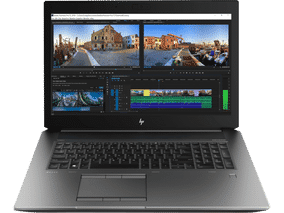 HP ZBook 17 G5 Mobile WorkStation (5UL42PA) (17.3 inch (43 cm), Intel Xeon E-2186M, 32 GB DDR4 RAM, 2 TB HDD + 512 GB SSD, 8 GB Graphics, Windows 10 Pro) Laptop