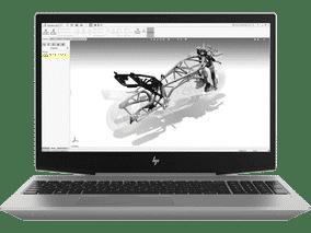 HP Zbook 15V G5 Mobile WorkStation (5UK29PA) (15.6 inch (39 cm), Intel Xeon E-2176M, 16 GB DDR4 RAM, 2 TB HDD + 512 GB SSD, 4 GB Graphics, Windows 10 Pro) Laptop