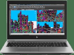 HP ZBook 15 G5 Mobile WorkStation (5UN37PA) (15.6 inch (39 cm), Intel Xeon E-2176M, 16 GB DDR4 RAM, 2 TB HDD + 512 GB SSD, 4 GB Graphics, Windows 10 Pro) Laptop