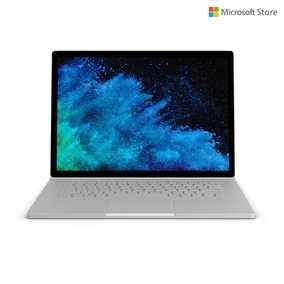 Microsoft Surface Book 2 HNR-00029 (15.6 inch (39 cm), Intel 8th Gen Core i7-8650U, 16 GB DDR3 RAM, 256 GB SSD, 6 GB Graphics, Windows 10 Pro) Touchscreen Laptop
