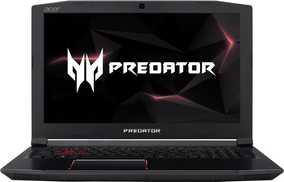 Acer Predator Helios 300 PH315-51-73SR (NH.Q3HSI.012) (15.6 inch (39 cm), Intel 8th Gen Core i7-8750H, 8 GB DDR4 RAM, 1 TB HDD + 128 GB SSD, 4 GB Graphics, Windows 10 Home) Gaming Laptop