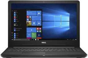 Dell Inspiron 3567 (B566109WIN9) (15.6 inch (39 cm), Intel 7th Gen Core i3-7020U, 4 GB DDR4 RAM, 1 TB HDD, Windows 10 Home) Laptop