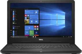 Dell Inspiron 3567 (A561208HIN9) (15.6 inch (39 cm), Intel 6th Gen Core i3-6006U, 4 GB DDR4 RAM, 1 TB HDD, Windows 10 Home) Laptop