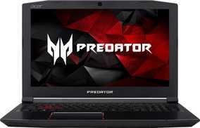 Acer Predator Helios 300 G3-572-58M1 (NH.Q2CSI.008) (15.6 inch (39 cm), Intel 7th Gen Core i5-7300HQ, 8 GB DDR4 RAM, 1 TB HDD + 128 GB SSD, 4 GB Graphics, Windows 10 Home) Gaming Laptop