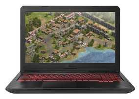 Asus TUF FX504GE-EN335T (15.6 inch (39 cm), Intel 8th Gen Core i7-8750H, 8 GB DDR4 RAM, 1 TB HDD + 128 GB SSD, 4 GB Graphics, Windows 10 Home) Gaming Laptop