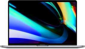 Apple MacBook Pro MVVK2HN/A with Touch Bar (16 Inch, Core i9 9th Gen, 16GB, 1TB SSD, 4GB Graphics, Mac OS Catalina) laptop (FHD+, 2 Kg, Space Grey)