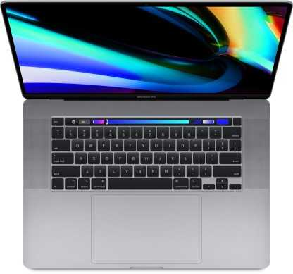 Apple MacBook Pro MVVL2HN/A with Touch Bar (16 Inch, Core i7 9th Gen, 16GB, 512GB SSD, 4GB Graphics, Mac OS Catalina) laptop (FHD+, 2 Kg, Silver)