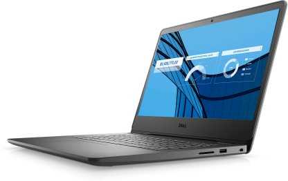 Dell Vostro 3401 (D552127WIN9DE) With MS Office (14 inch, Core i3 10th Gen, 4GB, 1TB HDD + 256 SSD, Windows 10 Home) Laptop with MS Office