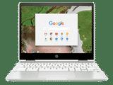 HP Chromebook x360 12b-ca0010TU (12 inch (30 cm), Intel Celeron N4020, 4 GB LPDDR4 RAM, 64 GB eMMC, Chrome OS) Touchscreen Laptop