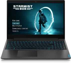 Lenovo IdeaPad L340 81LK017SIN (15.6 inch (40 cm), Intel 9th Gen Core i7-9750H, 8 GB DDR4 RAM, 1 TB HDD + 256 GB SSD, 4 GB Graphics, Windows 10 Home) Gaming Laptop