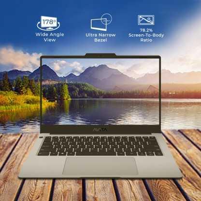 Avita Liber V14 NS14A8INV562-AGA (14 inch (35.56 cm), AMD Ryzen 5 3500U, 8 GB DDR4 RAM, 512 GB SSD, Windows 10 Home) Built-in Optimal Top Up Web Camera Laptop with MS Office