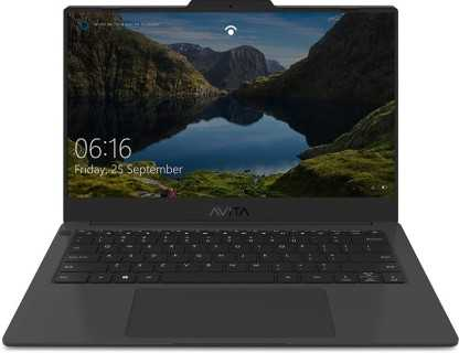 Avita Liber V14 NS14A8INV562-IBA (14 inch (35.56 cm), AMD Ryzen 5 3500U, 8 GB DDR4 RAM, 512 GB SSD, Windows 10 Home) Built-in Optimal Top Up Web Camera Laptop with MS Office